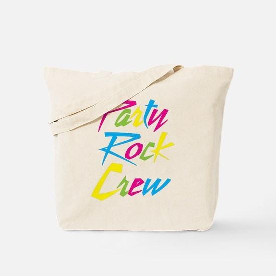 Party Rock Tote Bag