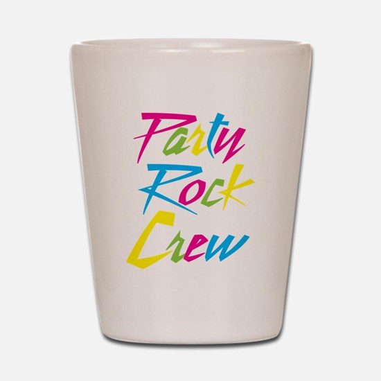 Party Rock Shot Glass