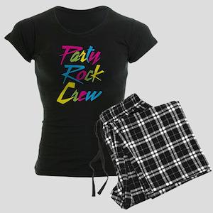 Party Rock Women's Dark Pajamas