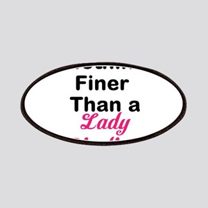 Lady Pipeliner Patches