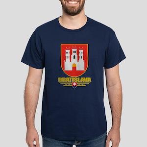Bratislava COA Dark T-Shirt