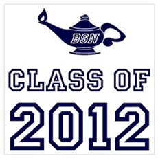 Class Of 2012 Poster