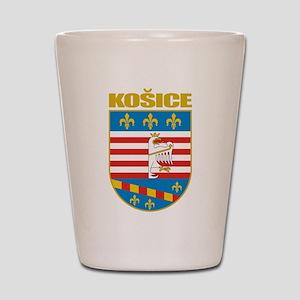 Kosice COA Shot Glass