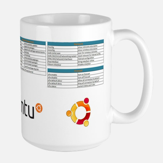 Ubuntu Reference Large Mug