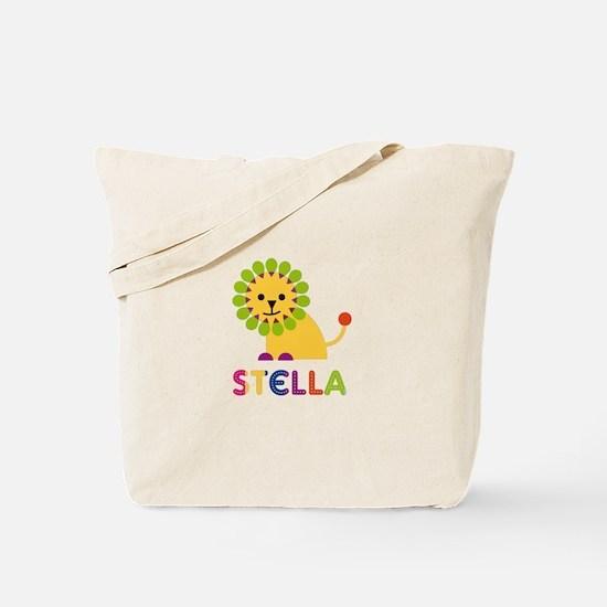Stella the Lion Tote Bag