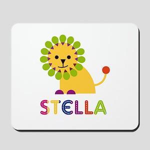 Stella the Lion Mousepad