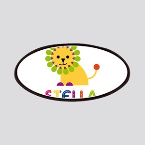 Stella the Lion Patches
