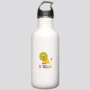 Stella the Lion Stainless Water Bottle 1.0L