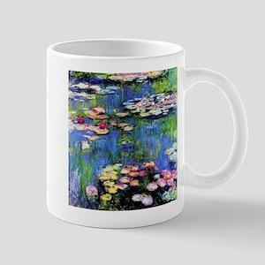 MONET WATERLILLIES Mug