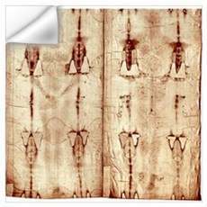 Shroud of Turin Wall Decal