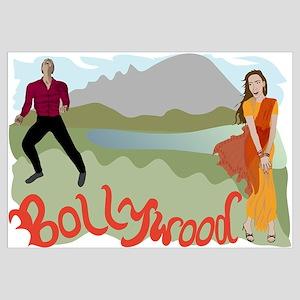 Singing Bollywood