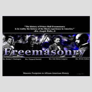 Masonic Footprints in African-American History