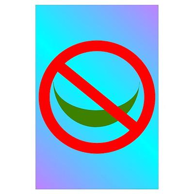 NO ISLAM! Poster