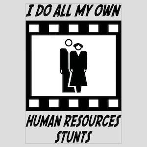 Human Resources Stunts