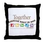 2006 Annual Conference Throw Pillow