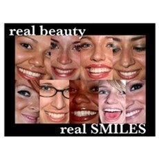 - Real Smiles Poster