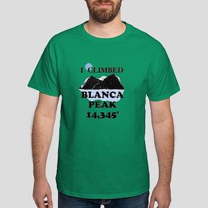Blanca Peak Dark T-Shirt