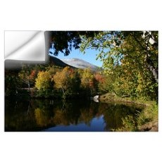 Whiteface pond Wall Decal