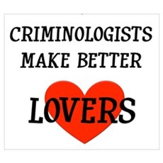 Criminologist Poster