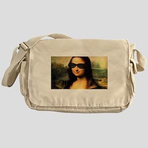 MONA LISA Messenger Bag
