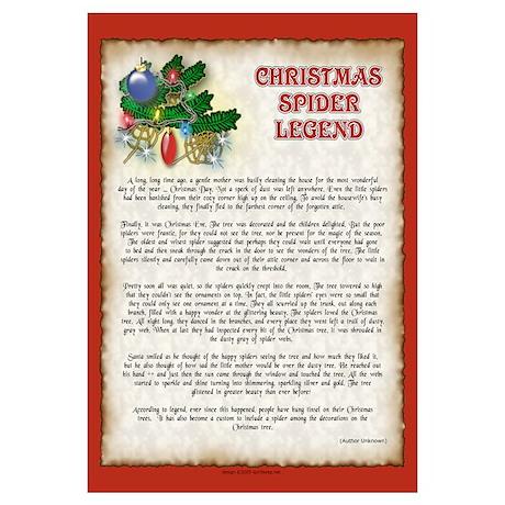 Christmas Spider Legend Gifts - CafePress
