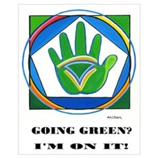 Go Green America#2 Poster