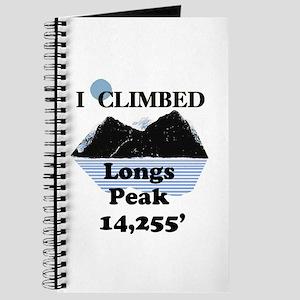 Longs Peak 14,255' Journal