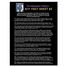 9/11 Conspiracy part 2 Framed Print