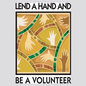 Lend a Hand and Be a Volunteer