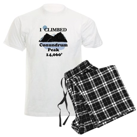 Conundrum Peak Men's Light Pajamas
