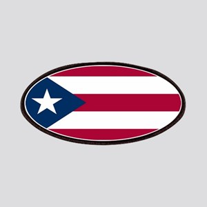 Puerto Rico Flag Patches