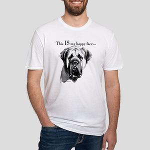 Mastiff 137 Fitted T-Shirt