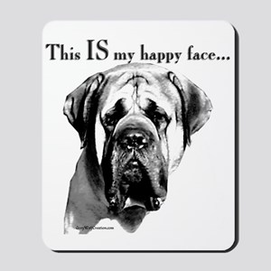 Mastiff 137 Mousepad