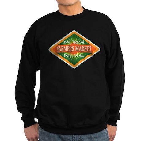 Eat Fresh Farmers Market Sweatshirt (dark)