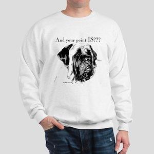 Mastiff 135 Sweatshirt