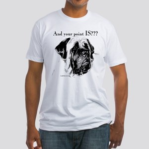 Mastiff 135 Fitted T-Shirt