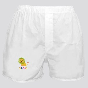 Sadie the Lion Boxer Shorts