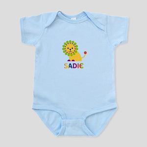 Sadie the Lion Infant Bodysuit