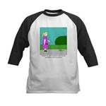 Unicorn Kids Baseball Jersey