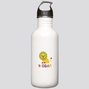 Megan the Lion Stainless Water Bottle 1.0L