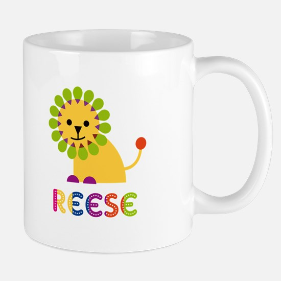 Reese the Lion Mug