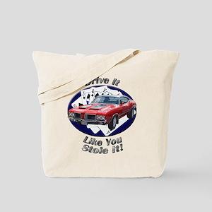Olds 4-4-2 Tote Bag