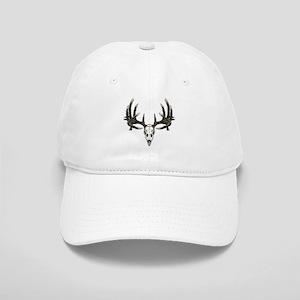 Big whitetail buck Cap