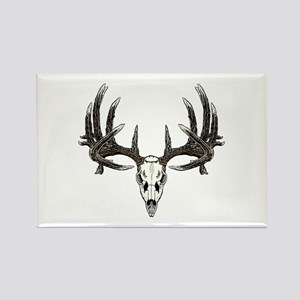 Big whitetail buck Rectangle Magnet