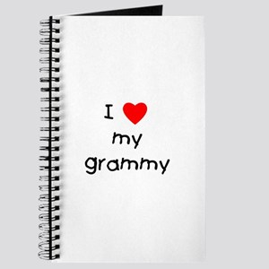 I love my grammy Journal