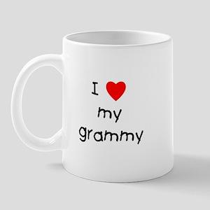 I love my grammy Mug
