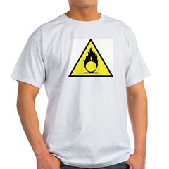 Oxidizing Ash Grey T-Shirt
