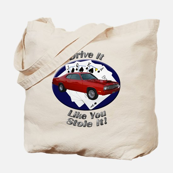 Plymouth Duster Tote Bag