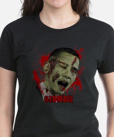 Ozombie Women's Dark T-Shirt