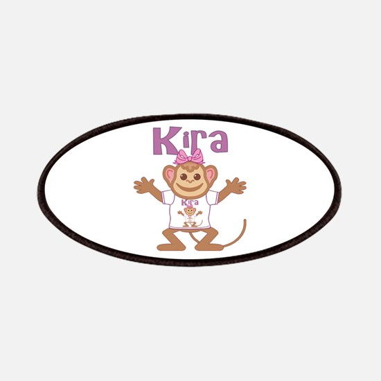 Little Monkey Kira Patches